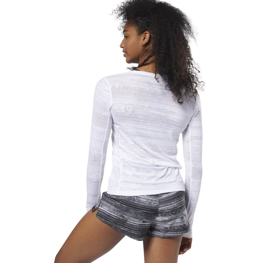 Koszulka Burnout Long Sleeve