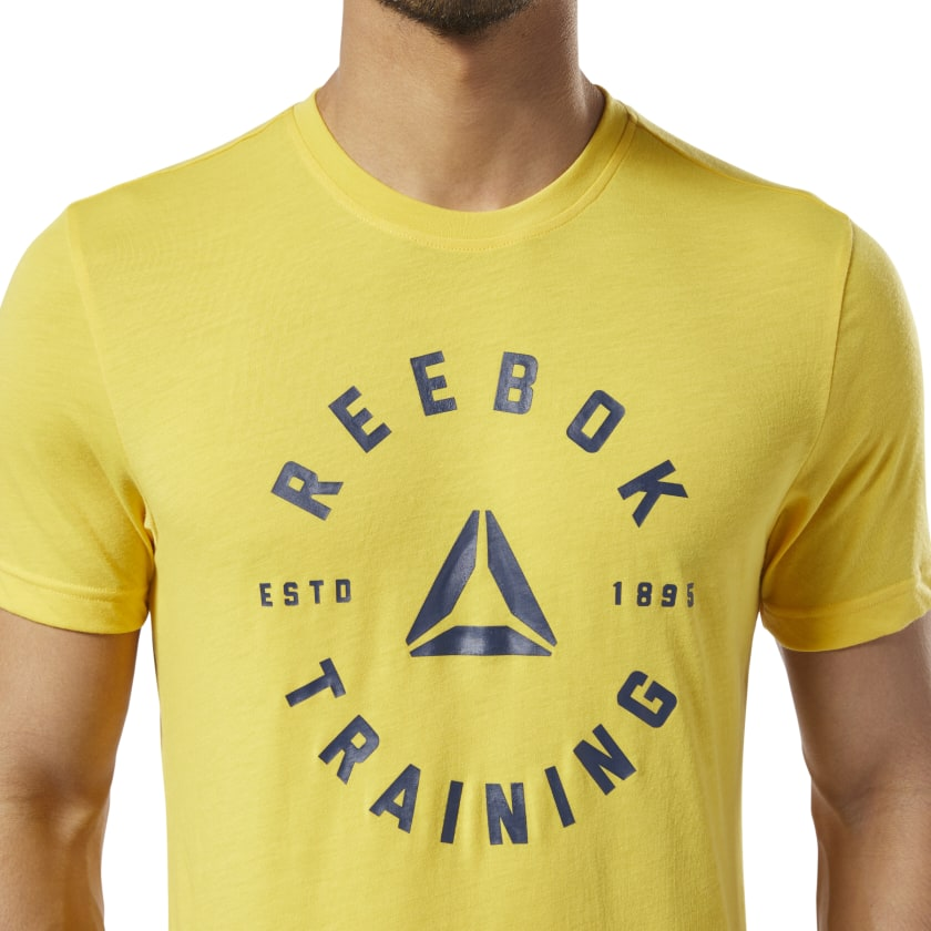 Reebok-Men-039-s-Training-Speedwick-Tee thumbnail 28