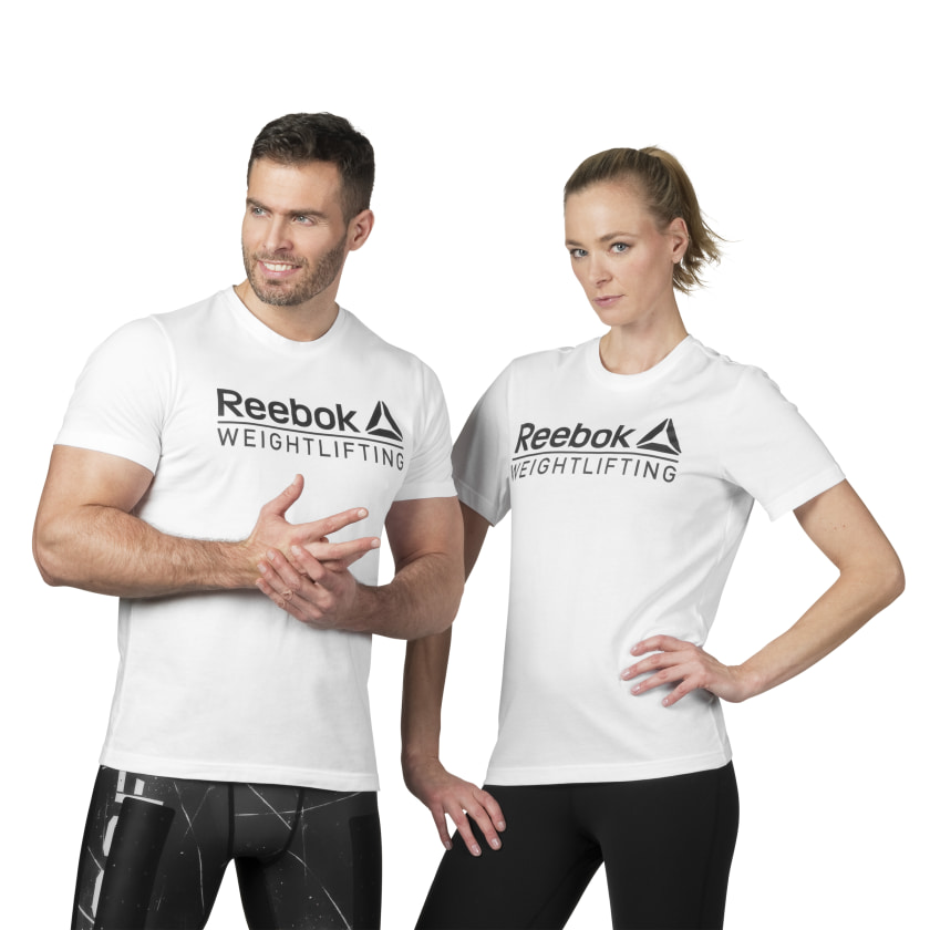 Reebok-Men-039-s-Weightlifting-Tee thumbnail 10