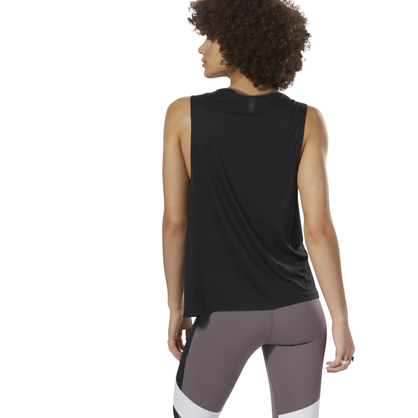 Training Supply Muscle Tanktop - Graphic