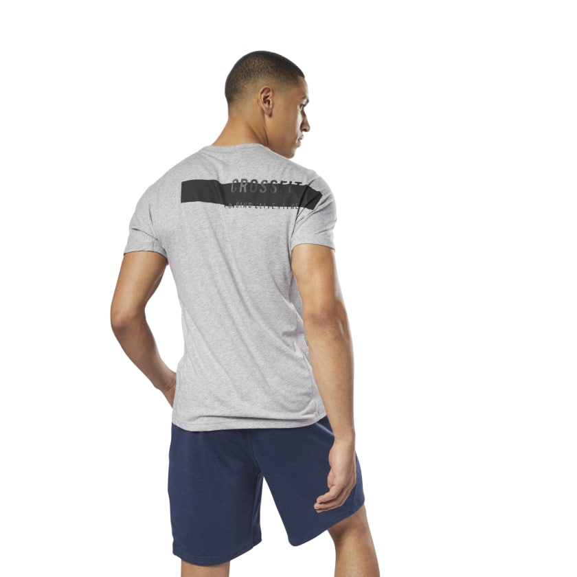 Reebok CrossFit Move Tee Graphic 1