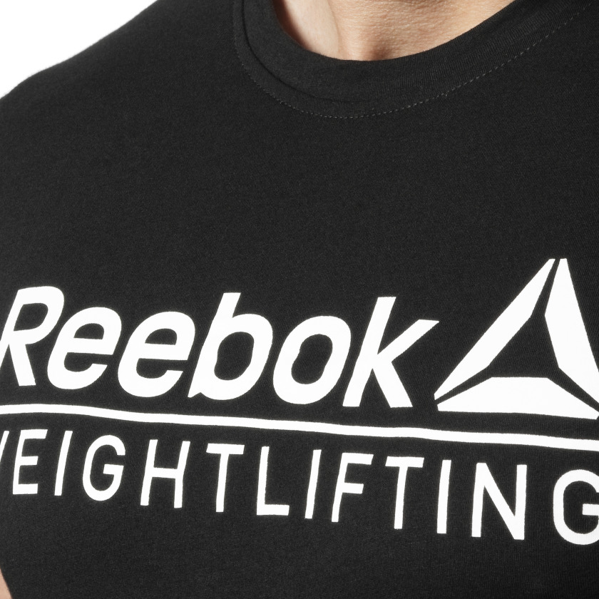 Reebok-Men-039-s-Weightlifting-Tee thumbnail 27