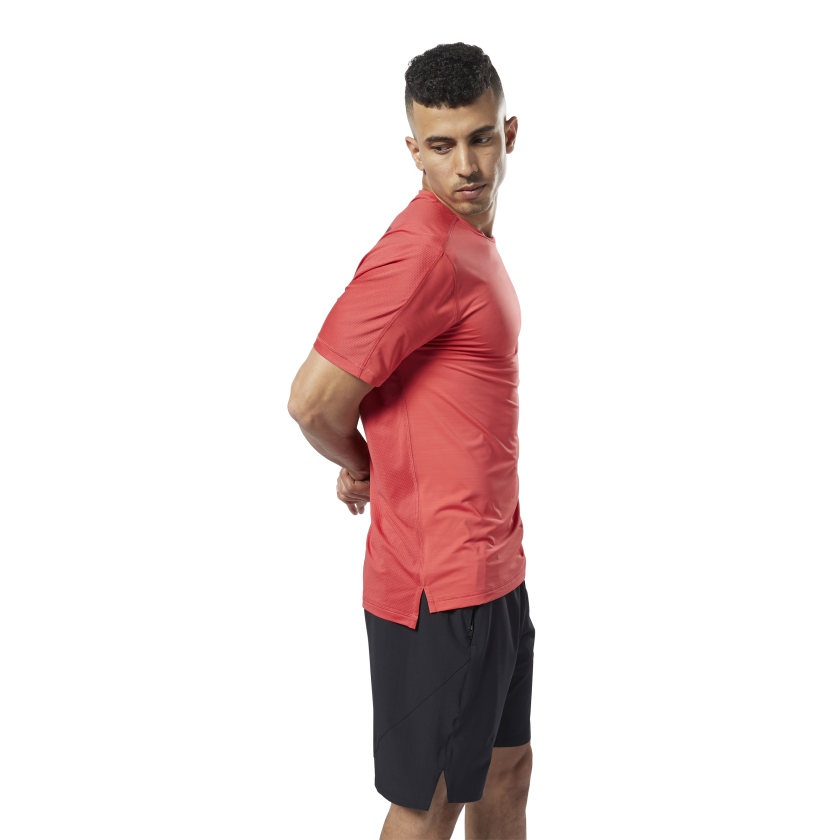 Reebok-Men-039-s-One-Series-Training-ACTIVCHILL-Move-Tee thumbnail 34