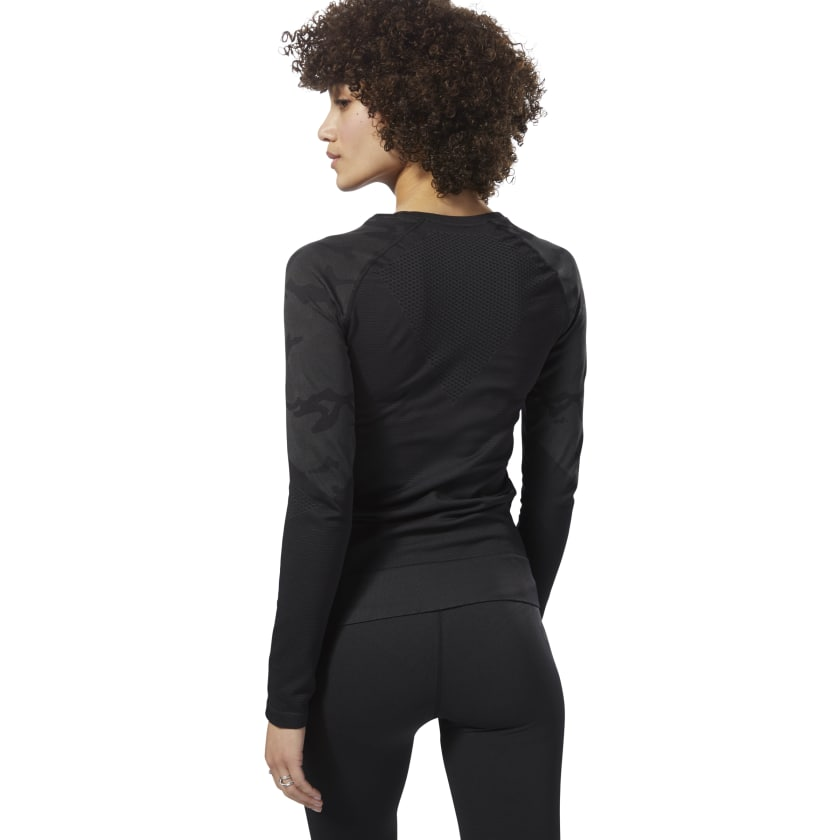 Maglia Thermowarm Seamless Long Sleeve