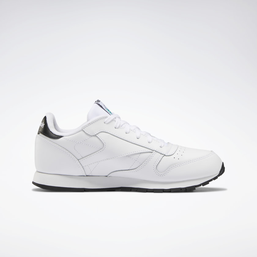 Reebok-Kids-039-Classic-Leather-Shoes-Grade-School thumbnail 23