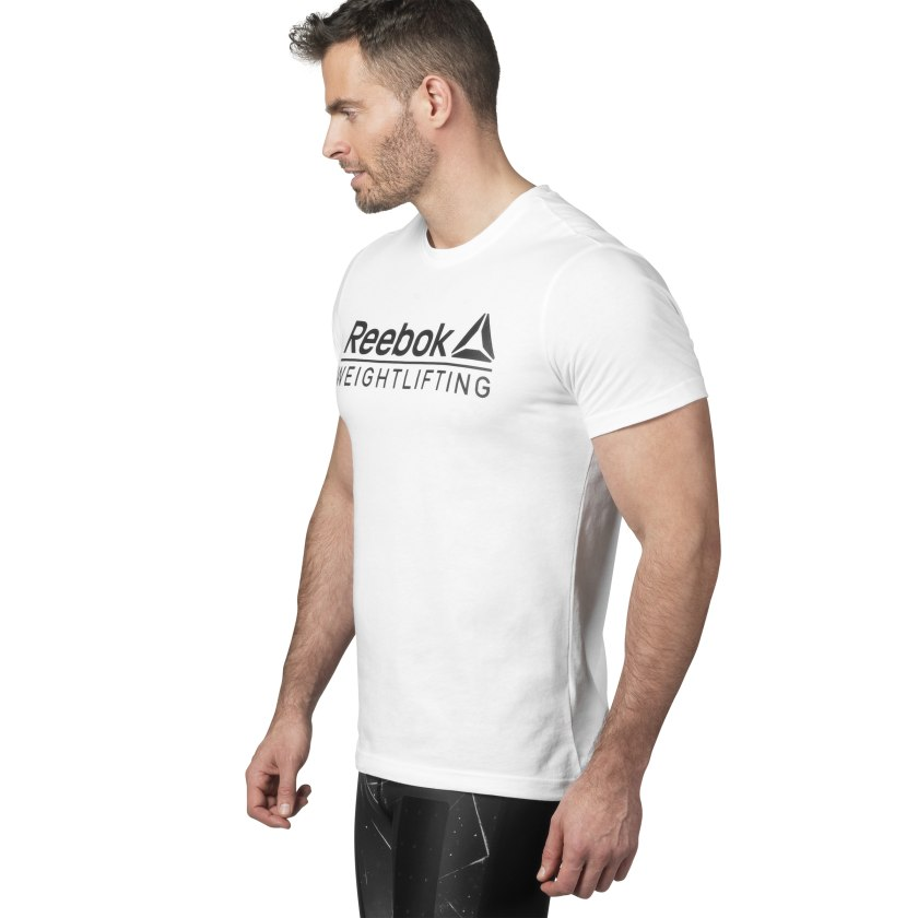 Reebok-Men-039-s-Weightlifting-Tee thumbnail 11