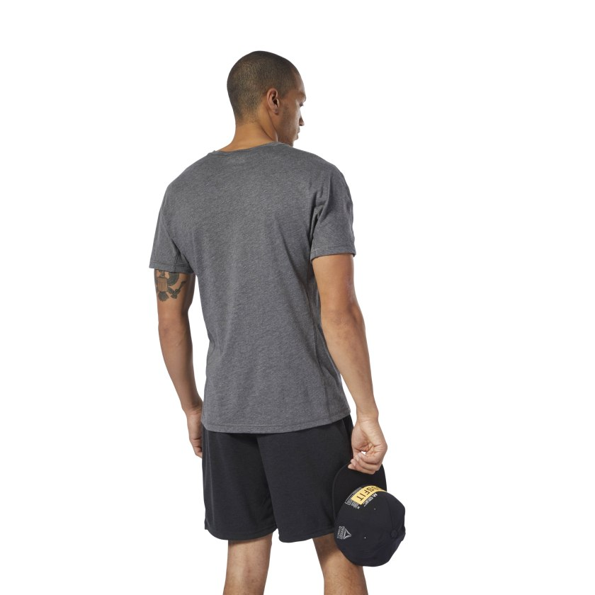 T-shirt Reebok CrossFit Performance Blend Graphic