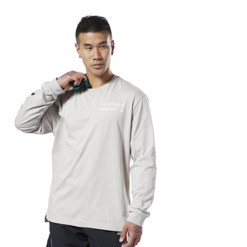 Reebok-Men-039-s-Meet-You-There-Tee thumbnail 16