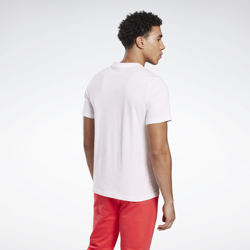 Reebok-Men-039-s-Graphic-Series-Stacked-Tee thumbnail 69