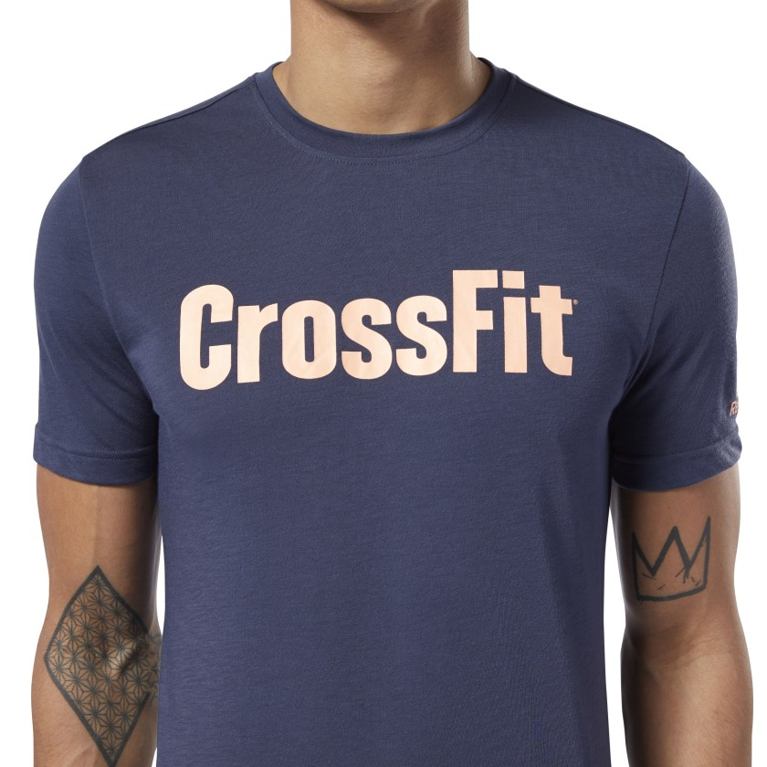Reebok-Men-039-s-CrossFit-Speedwick-F-E-F-Graphic-T-Shirt thumbnail 40