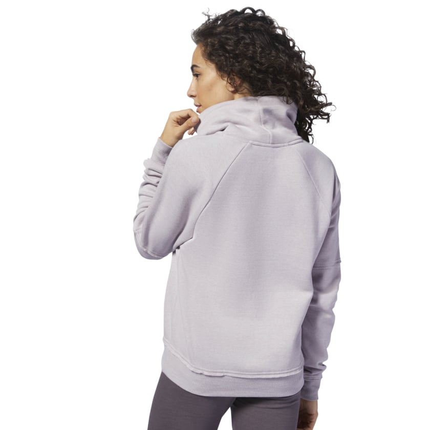 TE Marble Funnel Neck