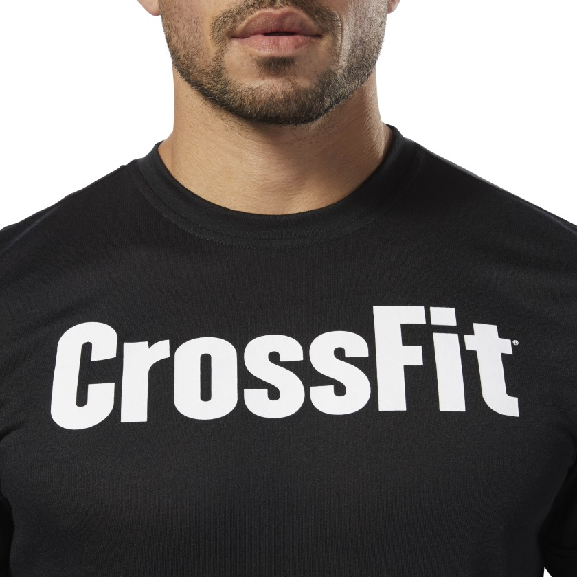 Reebok-Men-039-s-CrossFit-Speedwick-F-E-F-Graphic-T-Shirt thumbnail 14