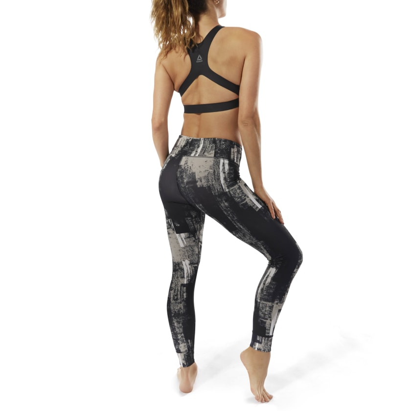 Reebok Combat Lux Bold Tights