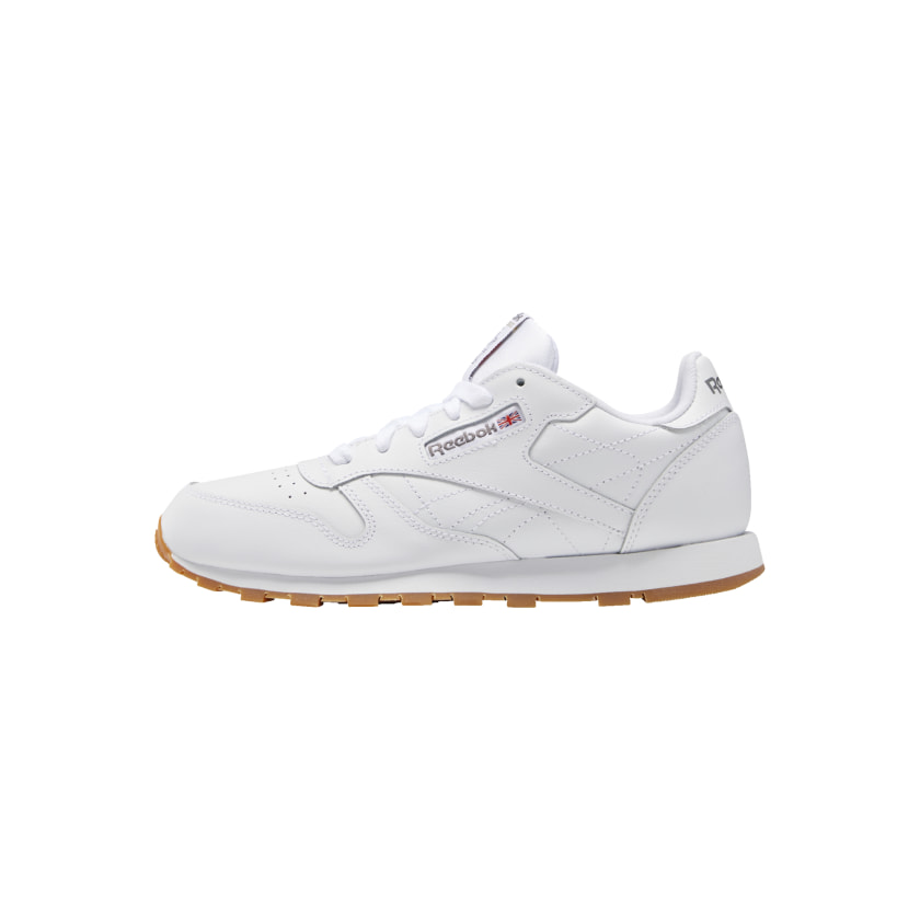 Reebok-Kids-039-Classic-Leather-Shoes-Grade-School thumbnail 37