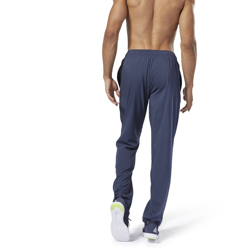 Reebok-Men-039-s-Training-Essentials-Woven-Pant thumbnail 40