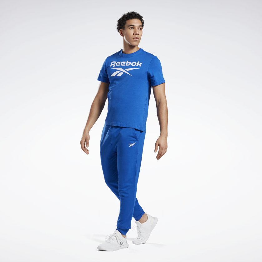 Reebok-Men-039-s-Graphic-Series-Stacked-Tee thumbnail 26