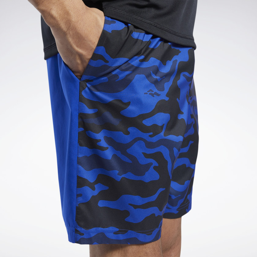 Reebok-Men-039-s-Workout-Ready-Graphic-Shorts thumbnail 21