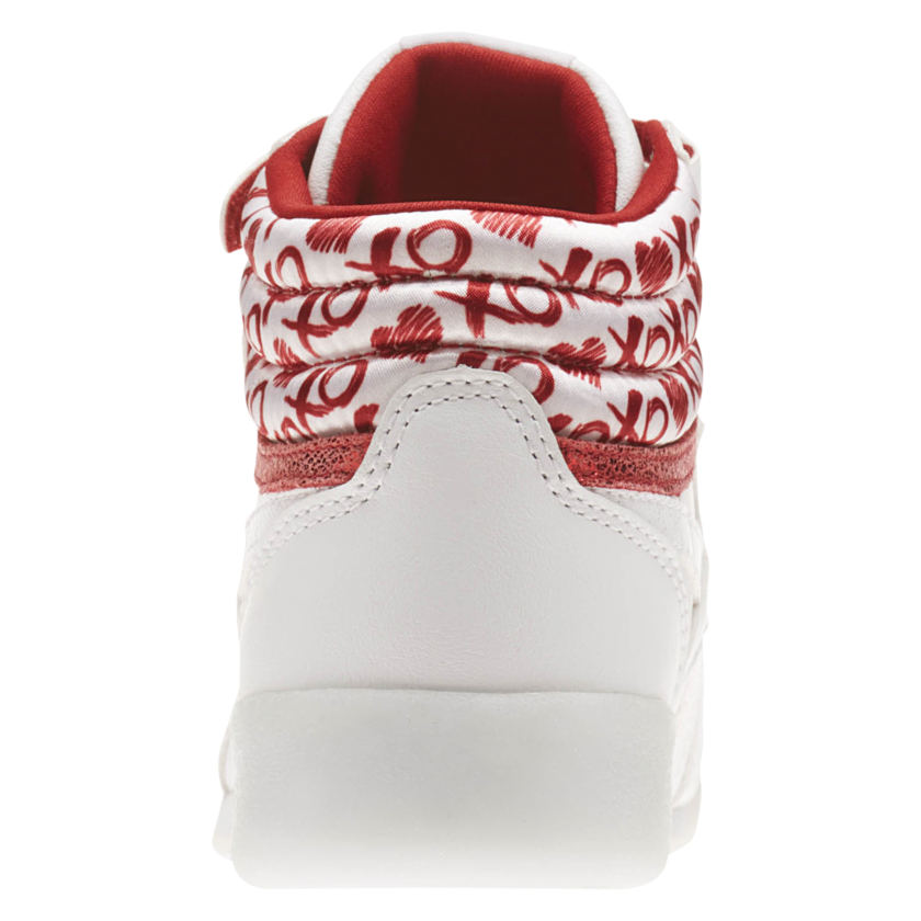 Tenis Freestyle Hi Hearts