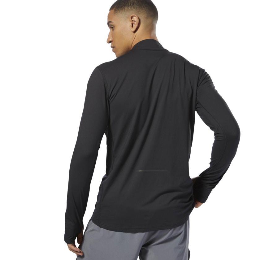 Bluza Running Thermowarm Touch Quarter-Zip