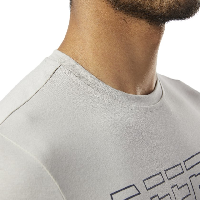 Reebok-Men-039-s-Graphic-Series-Foundation-Tee miniature 26