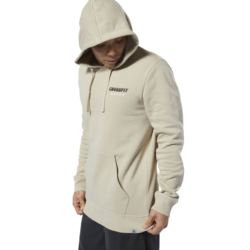 Reebok-Men-039-s-CrossFit-World-Class-Hoodie thumbnail 31