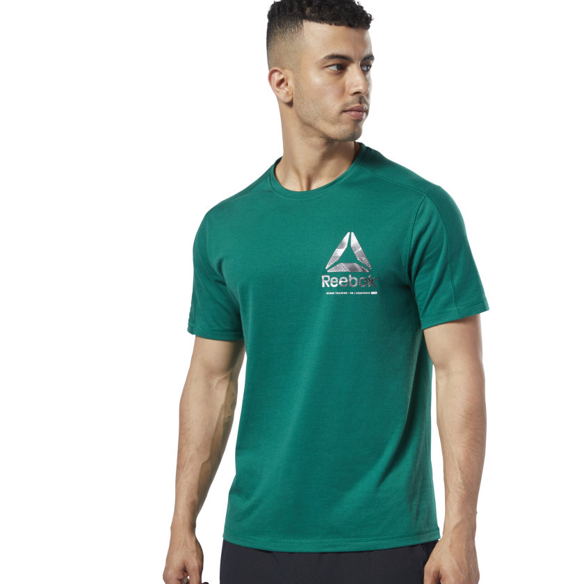 Reebok-Men-039-s-One-Series-Training-Speedwick-Tee thumbnail 15