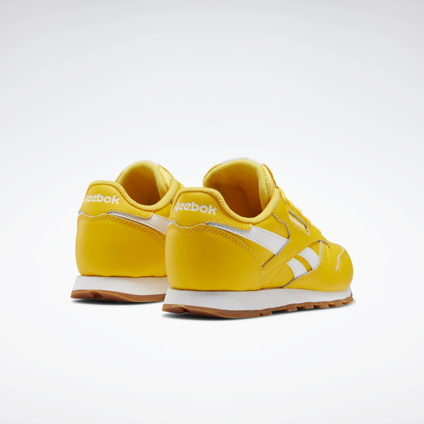 Reebok-Kids-039-Classic-Leather-Shoes-Preschool thumbnail 17