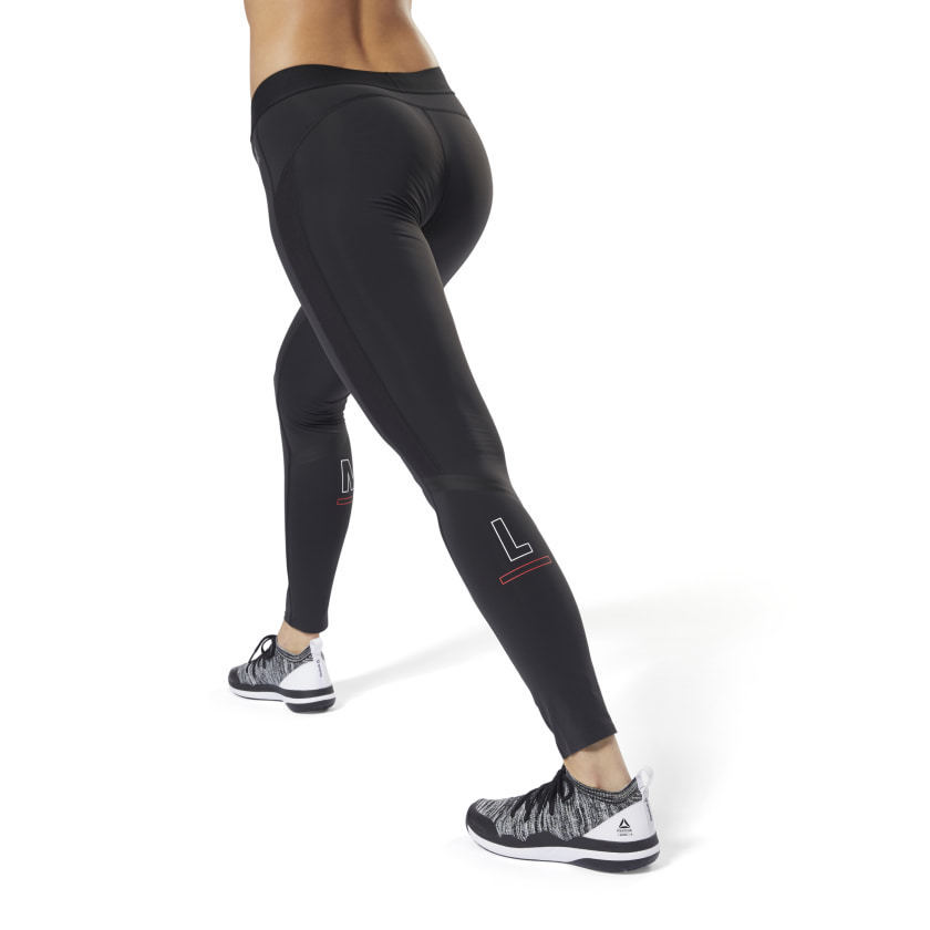 LES MILLS Bonded Mesh Tights