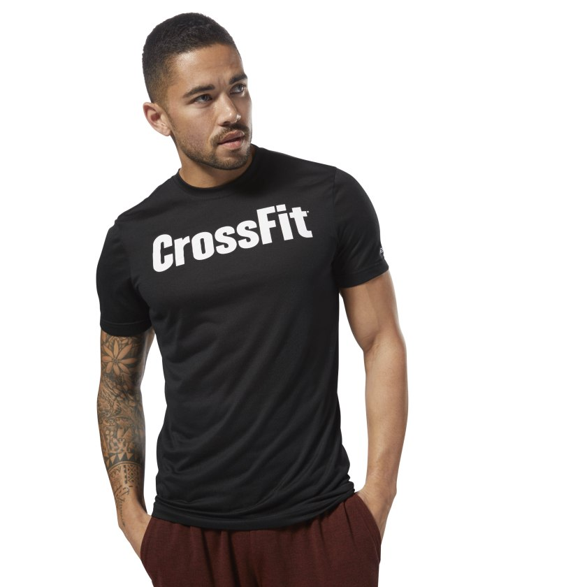 Reebok-Men-039-s-CrossFit-Speedwick-F-E-F-Graphic-T-Shirt thumbnail 16