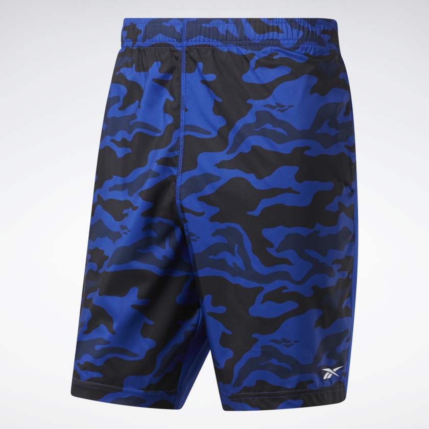 Reebok-Men-039-s-Workout-Ready-Graphic-Shorts thumbnail 22