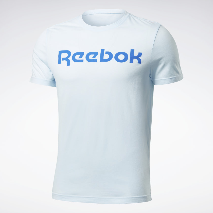 Reebok-Men-039-s-Graphic-Series-Linear-Logo-Tee thumbnail 23