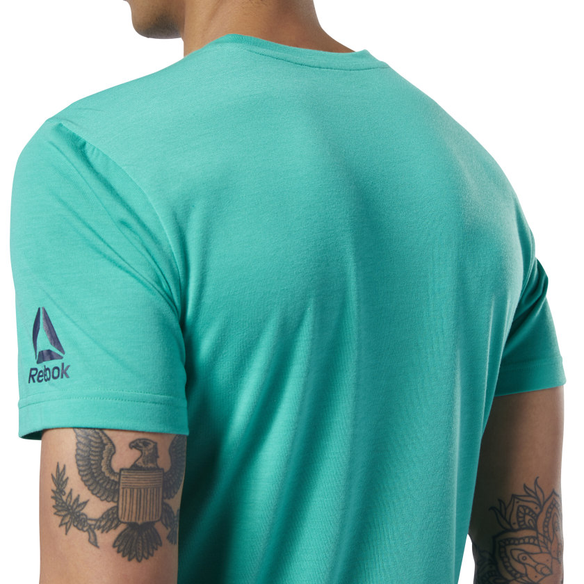 Reebok-Men-039-s-CrossFit-Speedwick-F-E-F-Graphic-T-Shirt thumbnail 31