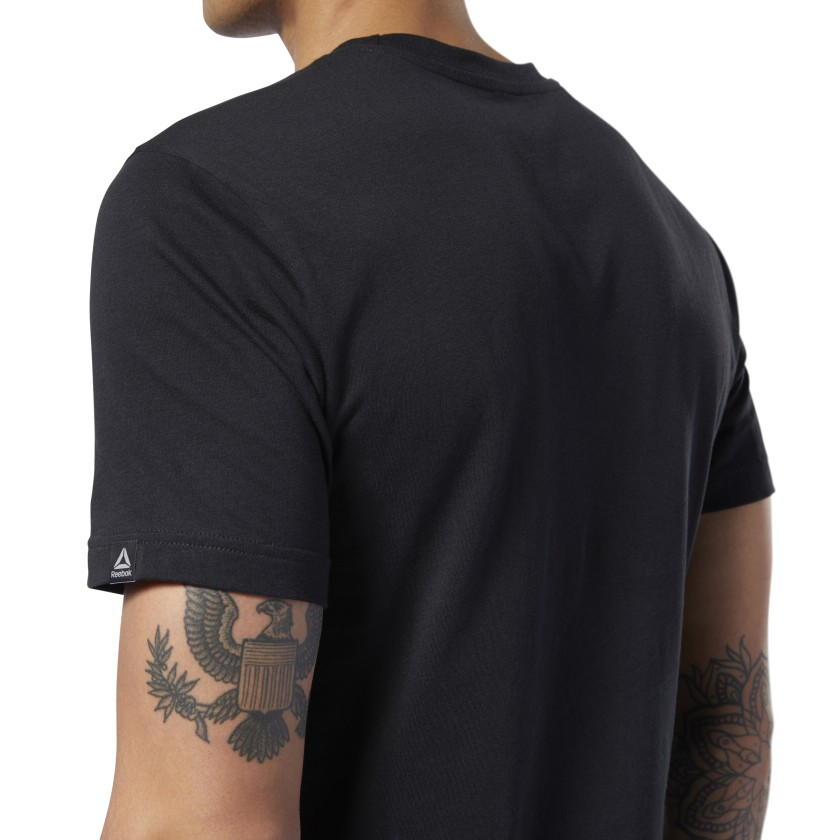 Reebok-Men-039-s-CrossFit-Fittest-On-Earth-Tee thumbnail 22