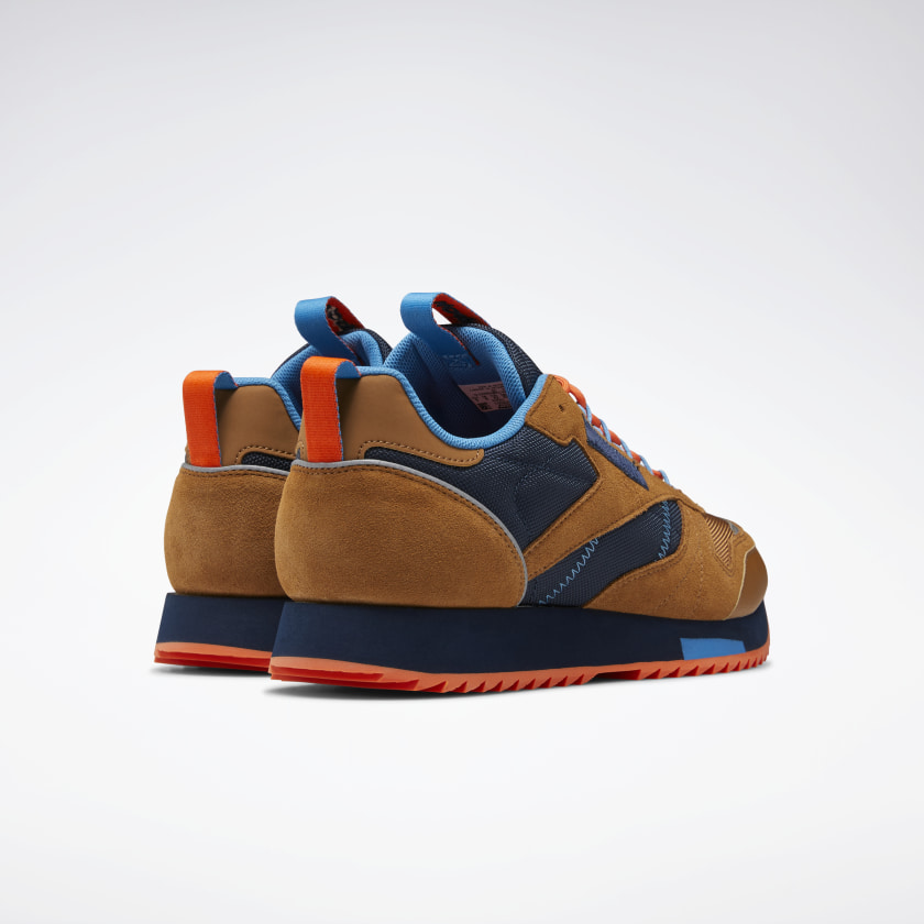 Reebok-Men-039-s-Classic-Leather-Ripple-Trail-Shoes-Shoes thumbnail 23