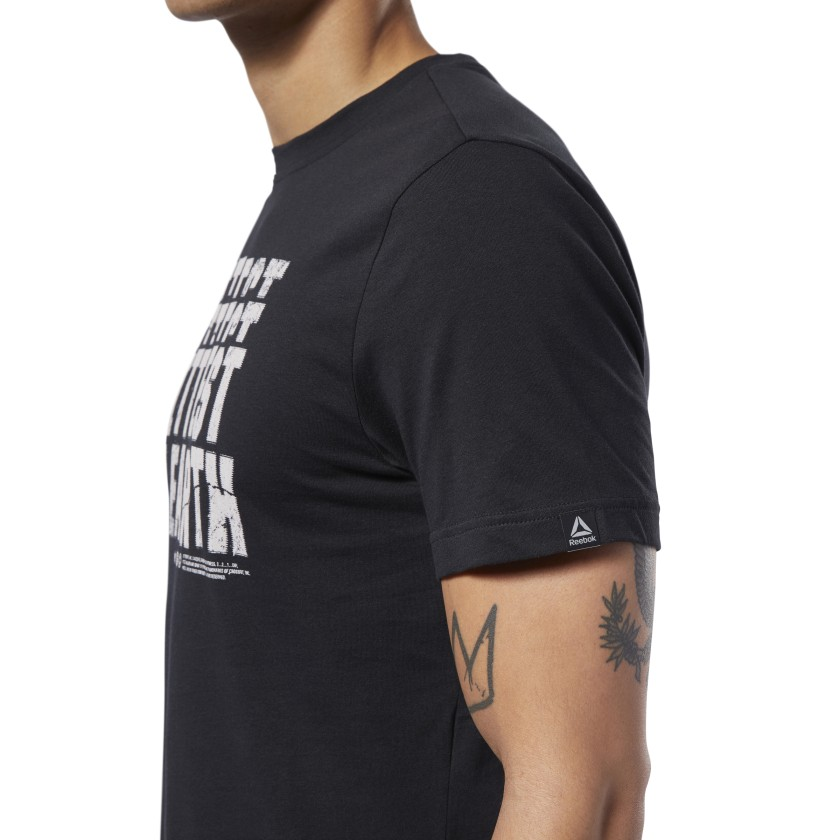 Reebok-Men-039-s-CrossFit-Fittest-On-Earth-Tee thumbnail 23