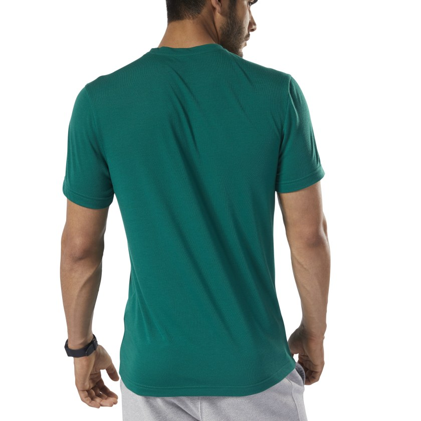 Reebok-Men-039-s-Training-Speedwick-Tee thumbnail 23