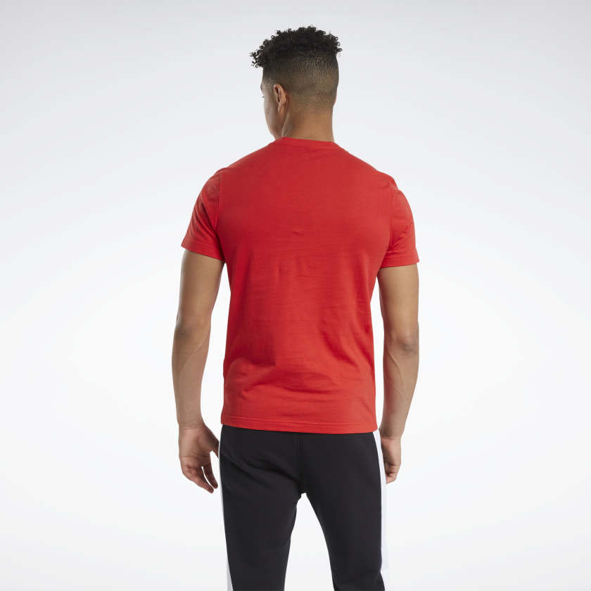 thumbnail 19 - Reebok Men's Graphic Series Stacked Tee