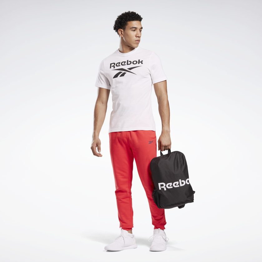 Reebok-Men-039-s-Graphic-Series-Stacked-Tee thumbnail 72