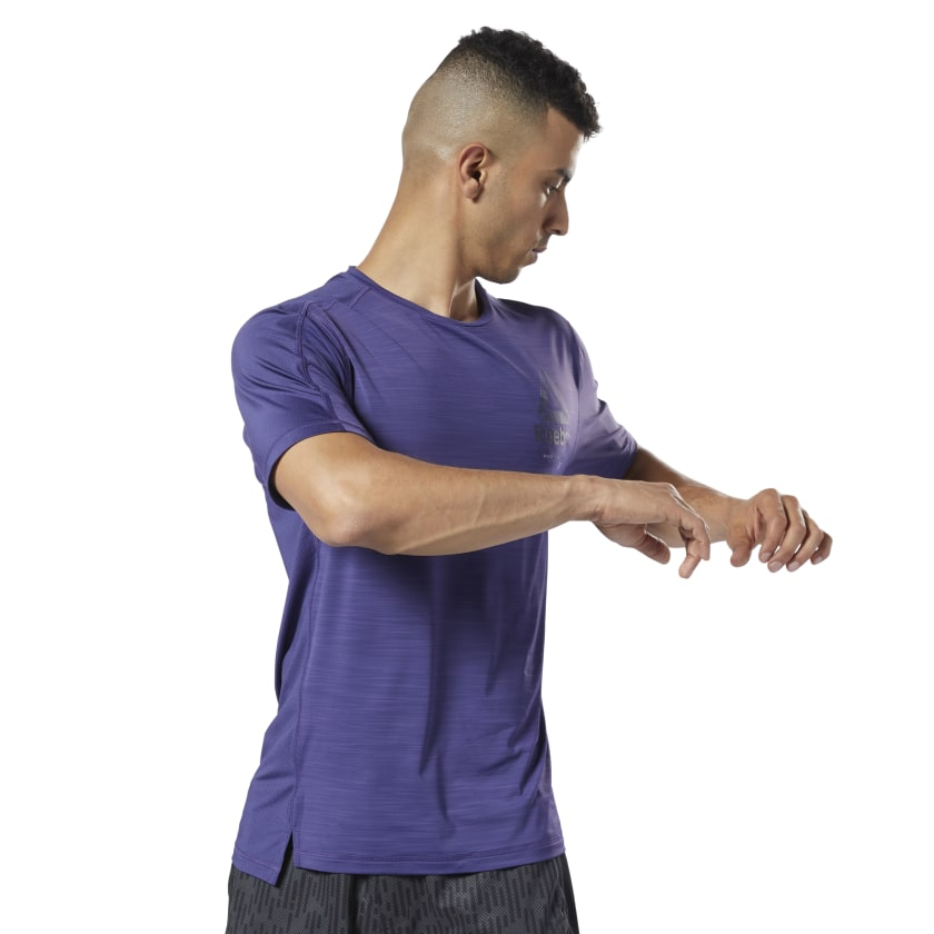 Reebok-Men-039-s-One-Series-Training-ACTIVCHILL-Move-Tee thumbnail 45