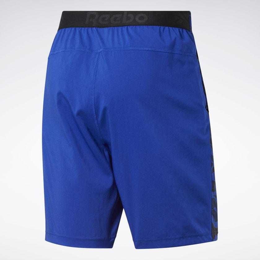 Reebok-Men-039-s-Workout-Ready-Graphic-Shorts thumbnail 24