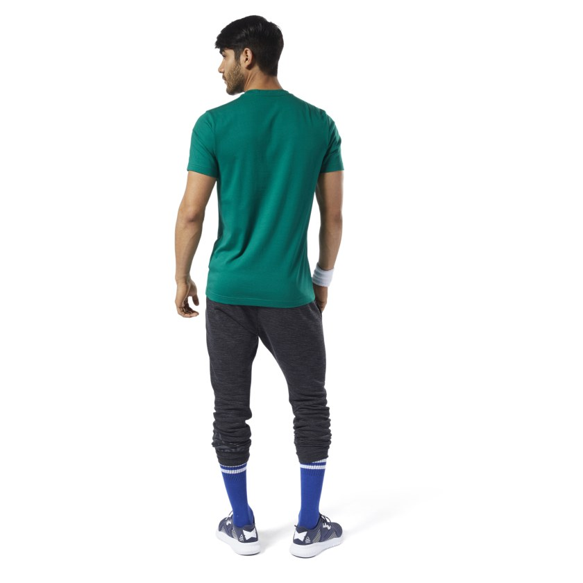 Reebok-Men-039-s-Graphic-Series-Foundation-Tee miniature 16