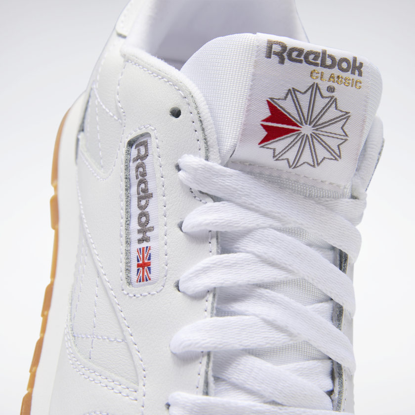 Reebok-Kids-039-Classic-Leather-Shoes-Grade-School thumbnail 44