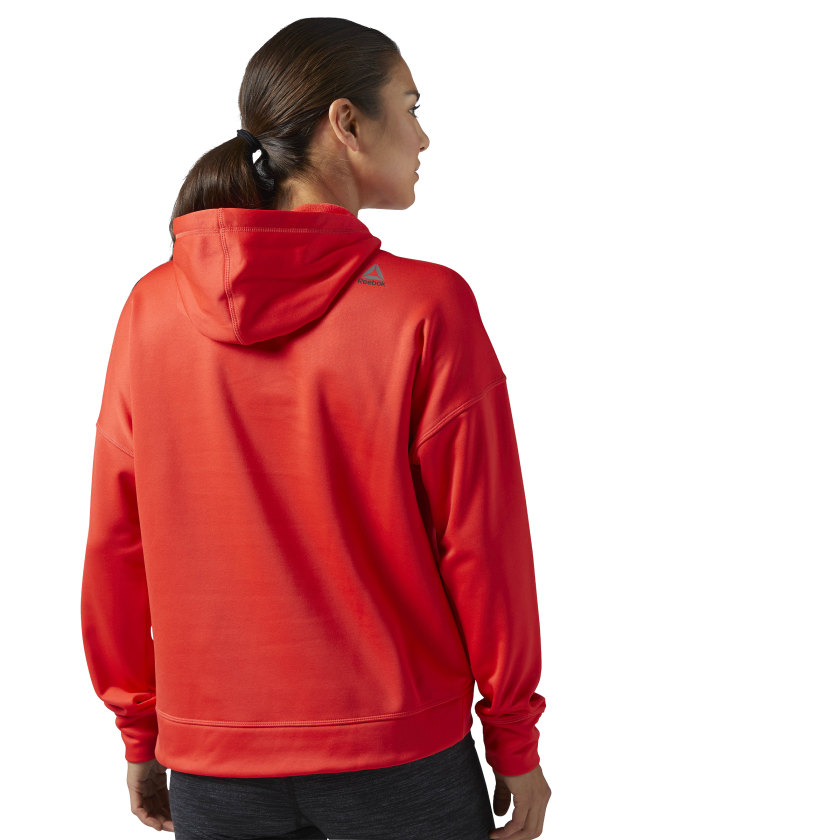 Workout Ready Pullover Hoodie