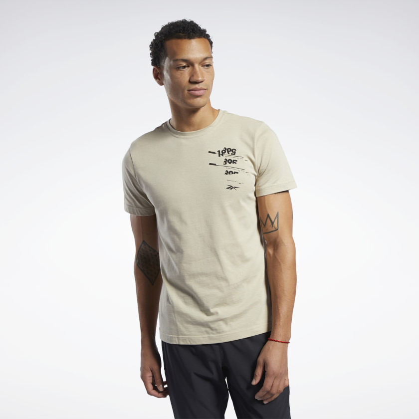 Reebok-Men-039-s-Graphic-Tee thumbnail 33