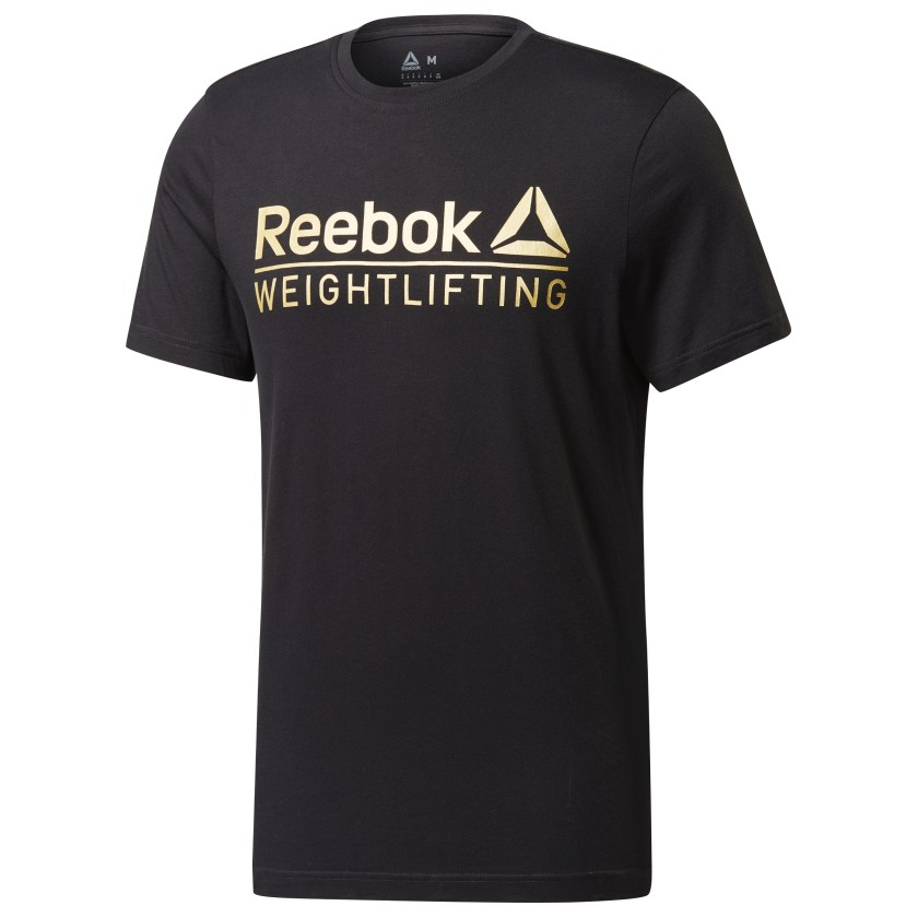 Reebok-Men-039-s-Weightlifting-Tee thumbnail 20