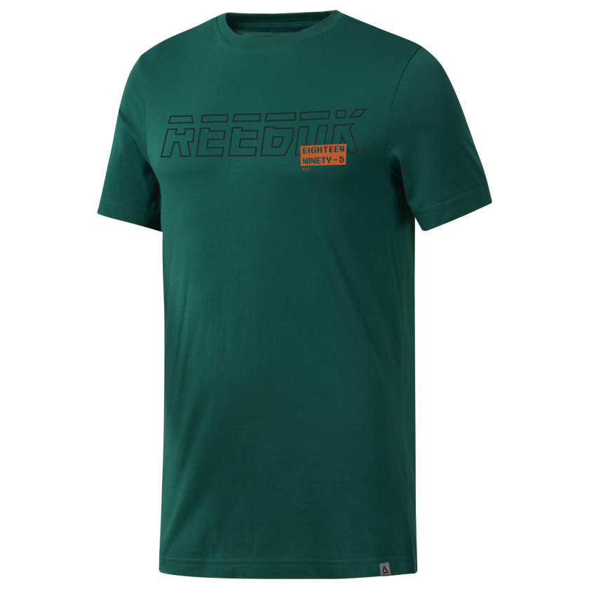 Reebok-Men-039-s-Graphic-Series-Foundation-Tee miniature 17