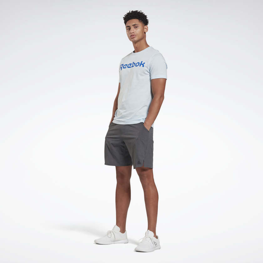 Reebok-Men-039-s-Graphic-Series-Linear-Logo-Tee thumbnail 18