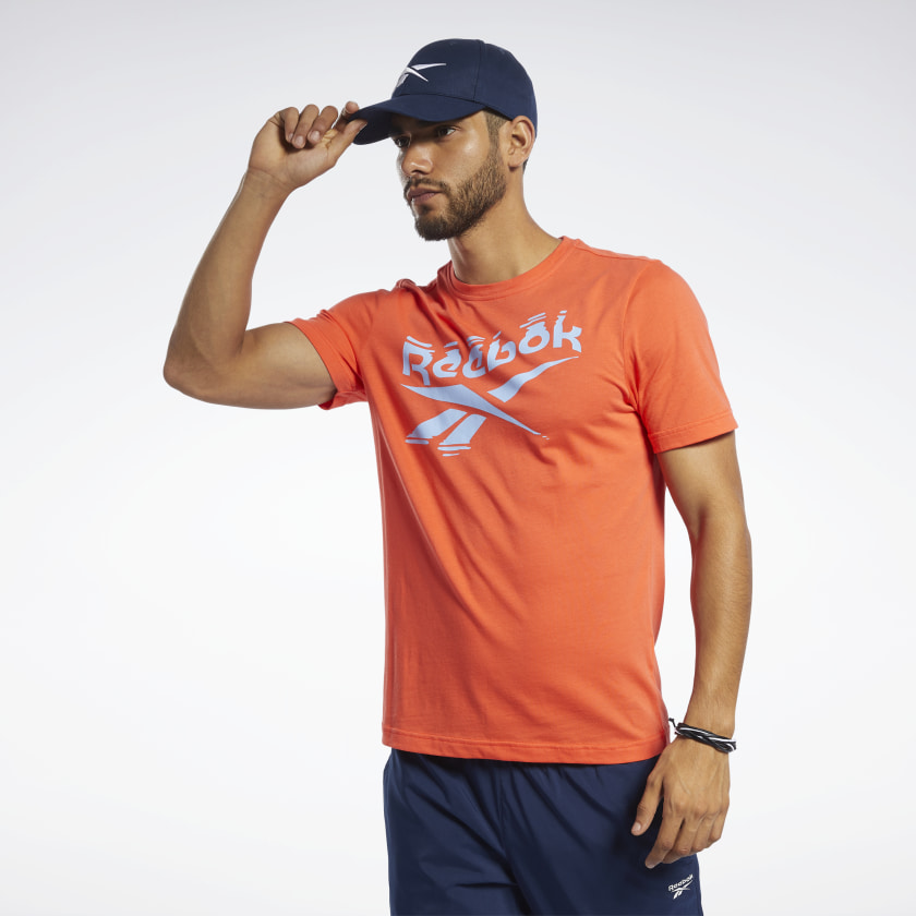Reebok-Men-039-s-Graphic-Series-Crew-Tee thumbnail 18