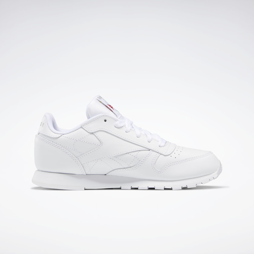 Reebok-Kids-039-Classic-Leather-Shoes-Grade-School thumbnail 21