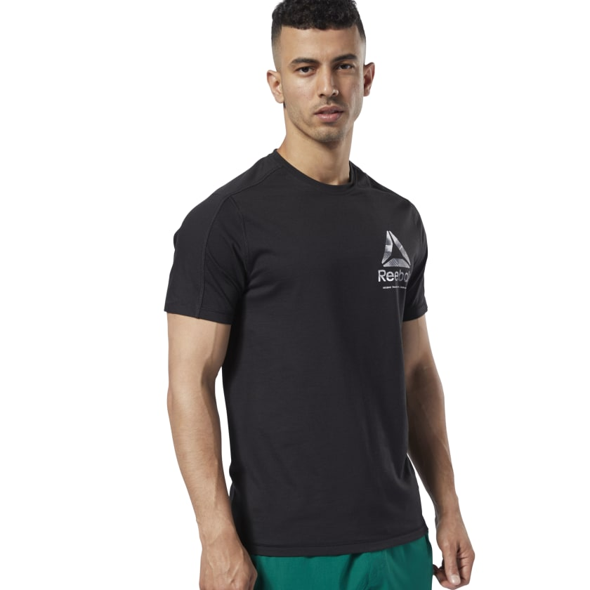 Reebok-Men-039-s-One-Series-Training-Speedwick-Tee thumbnail 24